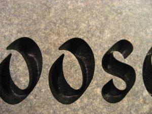 Cat Mooser Memorial stone