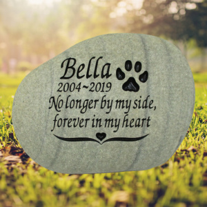 Forever in my heart Memorial Stone